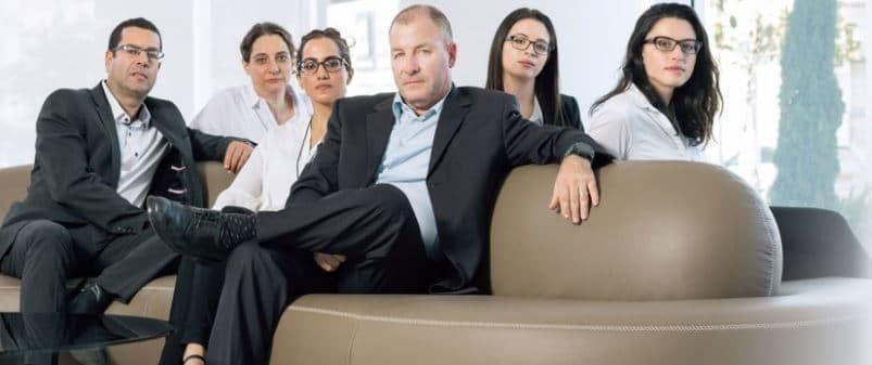 """צוות משרד עו""""ד גיא כהן, מומחה ביטוח"""