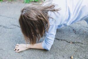 ביטוח תאונות אישיות - נפילה מסגווי